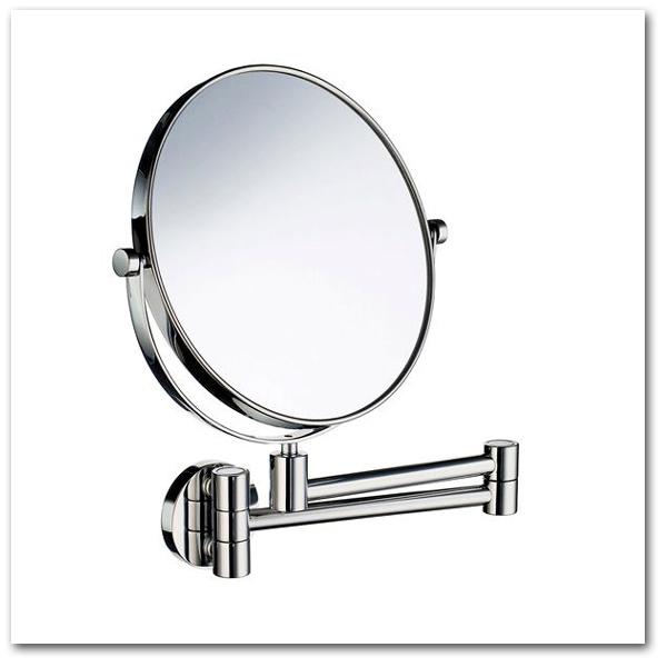 Kosmetikspiegel in 3-, 5- oder 7-fach Vergrösserung by Bavaria Bäder-Technik GdbR