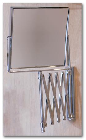 kosmetikspiegel rasierspiegel schminkspiegel scherengelenk kosmetik spiegel. Black Bedroom Furniture Sets. Home Design Ideas