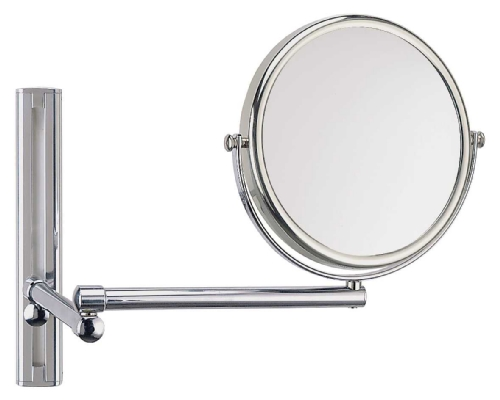 Kosmetikspiegel und Schminkspiegel höhenverstellbar by Bavaria Bäder-Technik GdbR